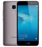 huawei phone venda por atacado-Huawei honra 5c desbloqueado celular kirin 650 octa core 16 gb / 32 gb 5.2