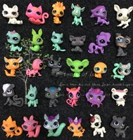 Wholesale Q Kid - Anime Cute Animals Q Pet Shop Action Figure Collection Toys Scale Models Kids Toys Girl Dolls Gifts Wholesale