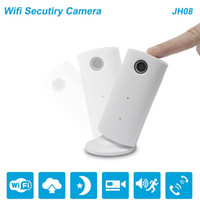 Wholesale Sd Card Voice Recording - Jimi Wifi Camera JH08(White) with 8g SD Card, 720P High-definition Video, Two-way Audio,Snapshot&video Recording.