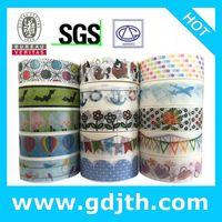 Wholesale Rice Mask - Wholesale- 2016 2290 patterns masking tape japanese rice tape school galaxy sale fruit sakura cloud jiataihe washi tape Free shipping