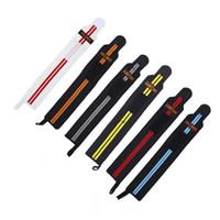 Wholesale Grey Lifts - Durable Weight Lifting Sport Wristband Gym Wrist Brace Thumb Support Strap Wraps Bandage Fitness Training Safety Bandage 2526004