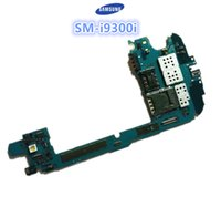 Wholesale Dual Sim S3 - unlock Original board google For Samsung Galaxy S3 Neo+ I9300I 16GB dual sim Motherboard mainboard Free shipping