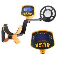 Wholesale Ii Security - Cheapest Metal detector gold finer sale, underground metal detector md 3010 ii