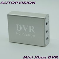 Scheda SD di sostegno mini cctv DVR a 1 canale Scheda video MPEG-4 di bordo dell'automobile DVR dell'automobile DVR di HD HD 1Ch in tempo reale
