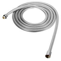 ingrosso acciaio inossidabile-La migliore qualità di lunghezza in acciaio inox 1/2 pollici bagno doccia tubo flessibile tubo prodotto da bagno facile da installare per 3 m di lunghezza