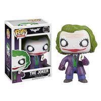 Wholesale Hot Joker - New hot sale Funko pop The Dark Knight batman Joker Gifts for Children 10CM
