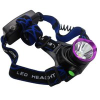 Wholesale Headlamps Direct - LED Headlamps 1800-2000 Lumens CREE XM-L XML T6 LED Headlamp Headlight Flashlight Head Lamp Light 18650 + Direct Charger for Hunting Camping