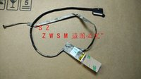 Wholesale Genuine New original cable For Lenovo IdeaPad Z710 Z710A G710 DUMB02 display cable RE000 flat cable