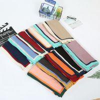Wholesale Soft Wrinkle Scarves - New Design Plain Crinkle Wave Fringes Women Soft Solid Wrinkle Hijabs Popular Muffler shawls Big Pashmina Muslim Wrap Sjaals Drop Shipping