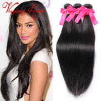 Kinky Straight Weave Bulk 3Pcs Lot Raw Indian Hair Weave Unprocessed Malaysian peruian Brazilian Remy Human Hair Bundles For Wholesale