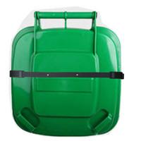Wholesale Trash Pack Wholesaler - Wholesale- Bin Strap Garbage lock Trash Can Lid Strap Garbage Can Security System pack of 2 -NO GARBAGE BIN
