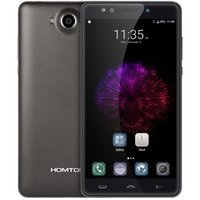 Wholesale Gps Main - HOMTOM HT10 Android 6.0 4G Smartphone 5.5 Inch FHD Screen MTK6797 Deca Core Mobile 4GB+32GB 21MP Main Camera 3200mAh Cellphone Smartphone +B