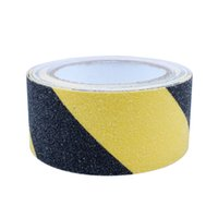 Wholesale Abrasive Wholesalers - Anti-Slip Safety Traction Tape Indoor Or Outdoor Best Grip Friction Abrasive Adhesive for Stairs Safety Tread Step 197 inch