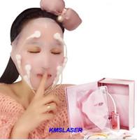 Wholesale Vibrate Machine - Portable Vibrating facial mask for skin rejuvenation wrinkles removal skin lifting facial care machine