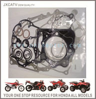 Wholesale Gaskets Kit - Wholesale New Complete Gasket Kit Top and Bottom End Set for HONDA TRX400EX 1999 to 2004