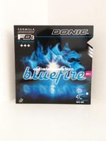 best table tennis rubbers großhandel-Die besten 2 STÜCKE 1 LOT-Donic Bluefire M1 Tischtennis Gummi M1 Pingpang Gummi