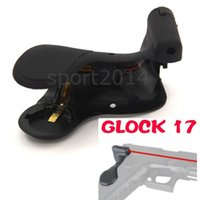 Wholesale Dot Laser Pointer - G17 Glock Red Dot Laser Sight Pointer lighting Tactical accessories