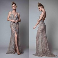 Wholesale Transparent Night Gowns - 2017 latest design of the pre-beta night dress sexy transparent soft web decapitations of women's formal evening gown with a long gown with