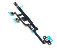 Power On Off Switch Mute Volume Botão Flex Cable para Apple iPad 2 3 6 air 2 mini 1 2 Reparação Replacement compnent with ESD bag mini 200pcs