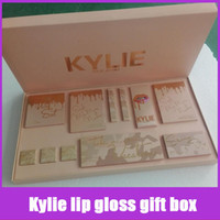 Wholesale In stock Kylie makeup Set take me on vacation send me more nudes the wet set ultra glow june bug shinny dip