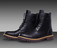 Wholesale Design Velvet Fabric - 2017 famous design cotton shoes male winter to keep warm and velvet male Martin boots Leather boots men leisure boots male desert