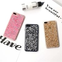 Wholesale Iphone5 Fashion Cases - blingbling TPU soft case for iPhone7 plus,protective back cover for iPhone6 6S plus,fashion style case for iPhone5 5S SE