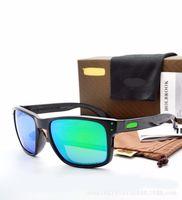 Wholesale Googles Glasses - 2017 NEW UV400 Fashion Polarized Sunglasses TR90 Holbrook Men Brand outdoor sport Eyewear Women Googles Sun Glasses UV400 Oculos De S 9102