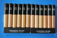 Wholesale Faces Select - Free Shipping Makeup Face SELECT MOLSTURECOVER CACHE-CERNES Concealer Cache-Cernes 5ml 6 Different Colors