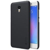 Wholesale Inch M6 - Nillkin Phone Case For Meizu M6 case Super Frosted Shield Hard plastic Case For Meizu M6 5.2 inch