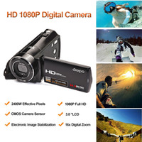 Wholesale rotating camera shot resale online - MP HD P Digital Cameras TFT Screen Photo Camera x Digital Zoom camcorder Camera Video Recorder AH0010