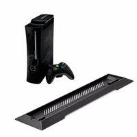 Venda Por Atacado-Console Vertical Stand Holder Hold Dock Base para Playstation PS4 Slim 35 * 6.5cm
