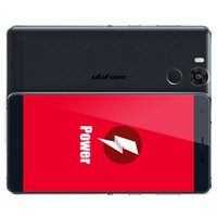 Wholesale Smartphone Fhd - Uelfone Power Smartphone Android 5.5 inch FHD Screen MTK6753 Octa Core 3GB RAM 32GB ROM Smartphone Dual Camera 5MP+13MP 6050mAh Mobilephone