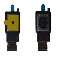 Wholesale main parts - 20PCS Front Back Rear Main Camera Module Flex Cable Replacement Repair Parts for Samsung Galaxy Note 5 S6 Edge Plus free DHL