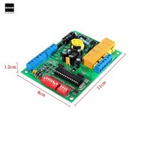 Wholesale Vcd Decoder - RS485 Decoder Board Module For Arduino CCTV PTZ Camera System Universal Indoor Integrated Circuits New Electric Boards Modules