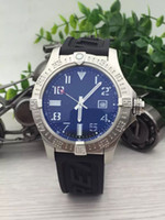Wholesale men fashion hand bands resale online - DHgate selected seller new hot sale fashion watches men black dial rubber band watches colt automatic watch mens dress watches