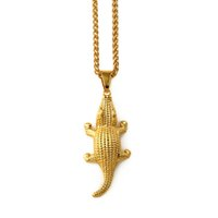Wholesale Trend For Chain Jewelry - 2017 Hip Hop Fashion Jewelry Hot Sale Necklace Era Trend Pendant Necklaces 75cm Long Chain For Men Women With Beautiful
