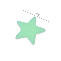 Glow In The Dark Stars Space Stellar Stickers muraux Stickers pour enfants Chambre 100PCS / Set populaire