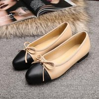 Wholesale Nude Diamond Shoes - 2017 autumn and winter new arrival of high-quality simple elegant cute non-slip luxury brand diamond-shaped stitching women's casual shoes