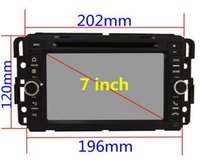 Wholesale Hummer Android - Android 6.0.1 8 octa core 1024*600HD 2gb ram 32gb rom car dvd player for Hummer H2 2008 2009 gps radio auto 3g tape recorder head units