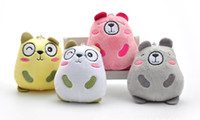 Edición coreana Little Bear Lovely Toy Doll Pendant Bag Pendant 50PCS / LOT ¡Envío libre al por mayor del regalo !!