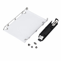 Wholesale Hdd Plastic Cover - Wholesale- New 14 HDD Hard Disk Drive Cover Caddy Tray for IBM Thinkpad T40 T41 T40p T41P T42P
