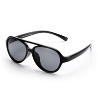 Wholesale Red Frame Safety Glasses - Classic Frog Infant Baby Kids Sunglasses Children Fashion 2017 Safety Coating Polarized UV400 Sun Glasses Shades Oculos De Sol Wholeasle