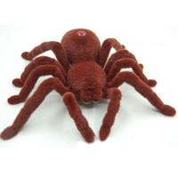Wholesale Fun Pranks - Wholesale-Electric Remote Control Spider Vivid IR RC Spider Magic Crawl Animal Trick Toy Interactive Animal Fun Prank Toys Birthday Gifts