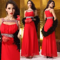Wholesale Grace Karin Halter Prom Dress - 2016 Sexy Red Grace Karin Evening Dresses A Line Halter Beaded Prom Gowns Formal Custom Evening Party Club Wear 12