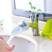 Wholesale Faucet Sink - Faucet Extender For Children Toddler Kids Hand Washing Kids Hand Washing Faucet Baby Kids Hand Wash Helper Bathroom Sink YSP0005