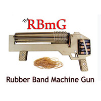 Wholesale 1Piece RBMG Rubber Band Machine Gun Shoots Up to Rounds Per Second Ultimate Office Warfare