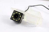 Wholesale Chevrolet Hatchbacks - CCD 8 leds Car Reverse rear view Camera for Chevrolet Malibu   Love RV2016  Cruze hatchback 14 15 Night Vision parking camera waterproof