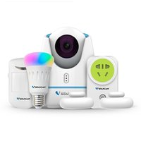 Wholesale Safe Bulb - E27 BRAND Smart Led Color Change Bulb WiFi Camera Night Vision IR Cut ONVIF 1080P IP Camera Safe Home Socket PIR Sensor Camera ann
