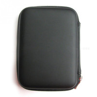 Wholesale External Hard Drives Covers - HDD box Hard Carry Case Cover Pouch for 2.5 inch USB External WD HDD Hard Disk Drive Protect Protector Bag Enclosure Case 5color