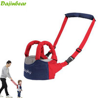 Wholesale Kids Backpack For Walking - 2016 Baby Walker Assistant Toddler Leash Backpack For Kids Walking Baby Belt Child Safety Harness Leash Baby walker Assistant